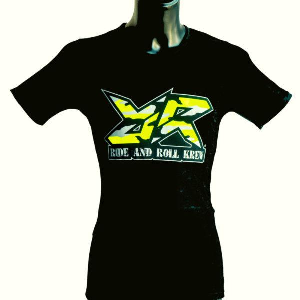 T-Shirt Uomo Camo